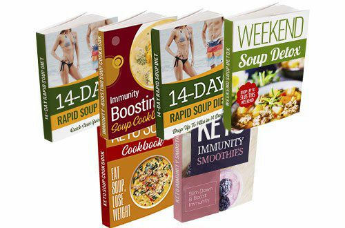 14 Day Rapid Soup Diet by Josh Houghton